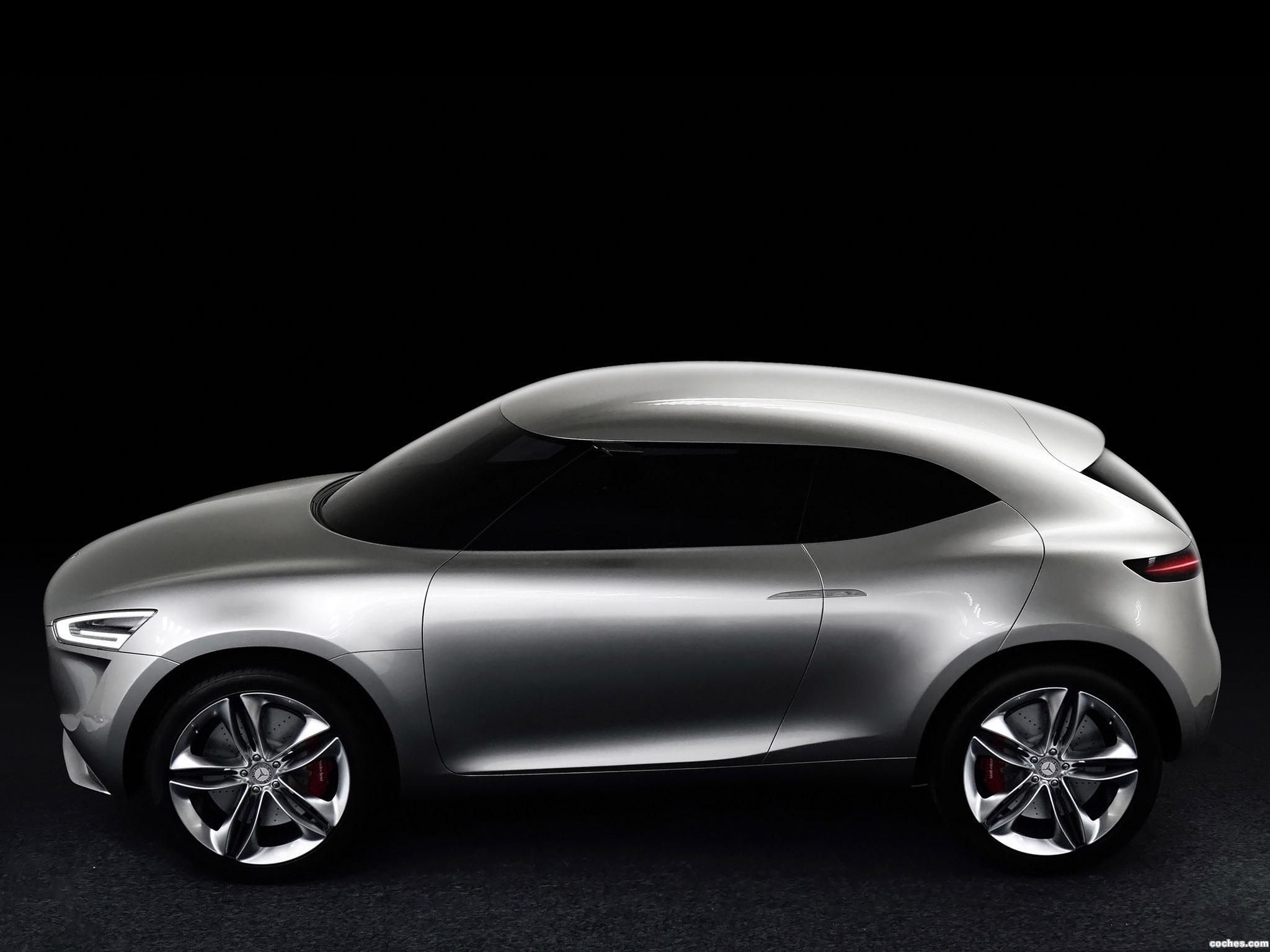 Foto 1 de Mercedes G-Code Concept 2014