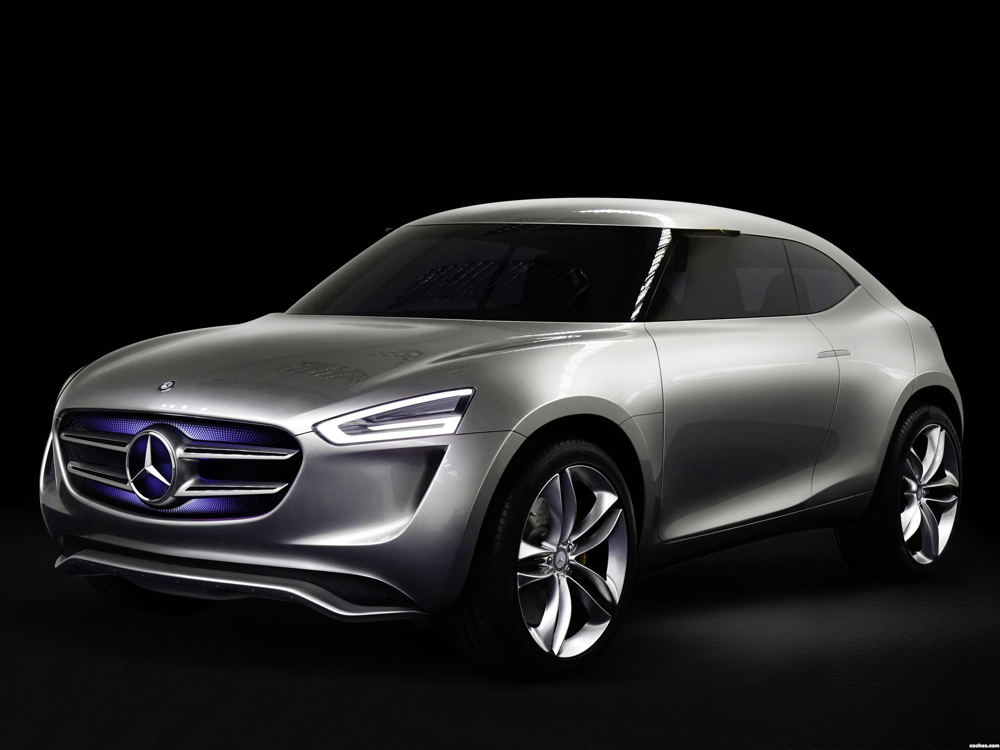 Foto 0 de Mercedes G-Code Concept 2014