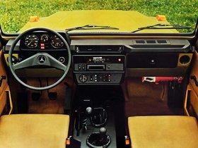 Ver foto 7 de Mercedes Clase G 230 Cabrio W460 1979
