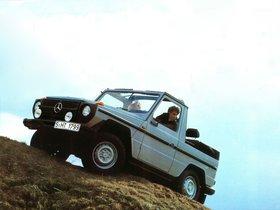 Ver foto 5 de Mercedes Clase G 230 Cabrio W460 1979
