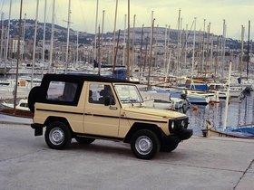 Ver foto 2 de Mercedes Clase G 230 Cabrio W460 1979