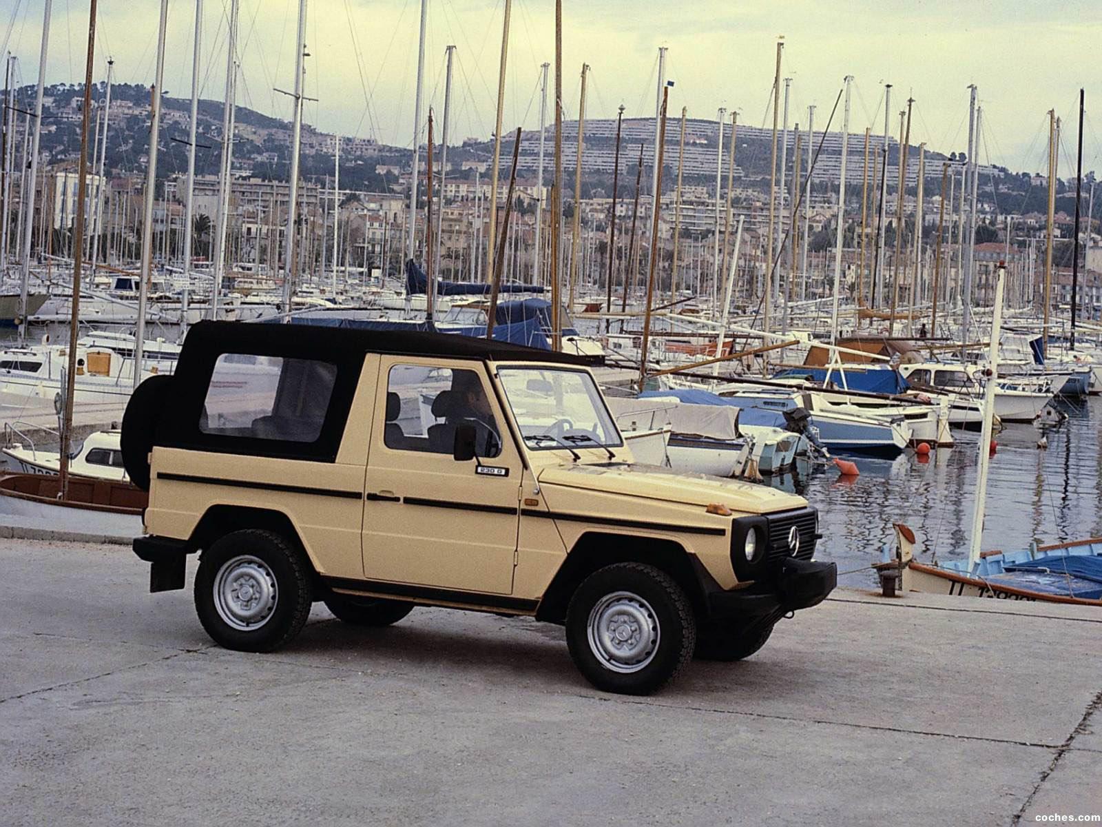 Foto 1 de Mercedes Clase G 230 Cabrio W460 1979