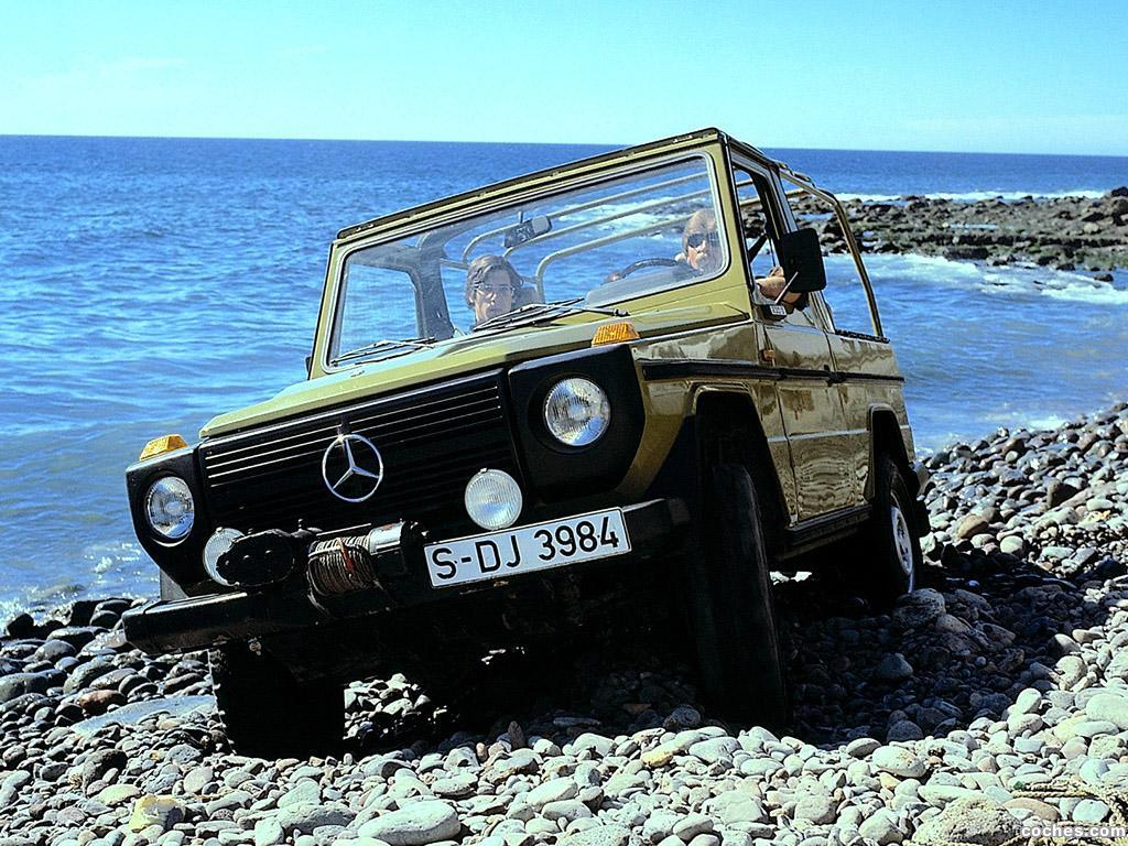 Foto 0 de Mercedes Clase G 230 Cabrio W460 1979