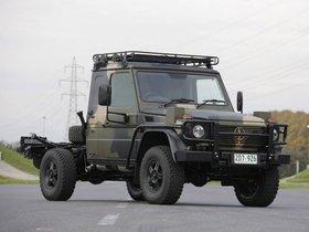Ver foto 8 de Mercedes Clase G 4x4 Militar W461 1992