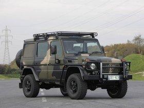 Ver foto 3 de Mercedes Clase G 4x4 Militar W461 1992
