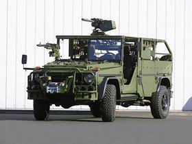 Ver foto 2 de Mercedes Clase G 4x4 Militar W461 1992