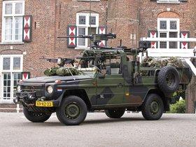 Ver foto 1 de Mercedes Clase G 4x4 Militar W461 1992