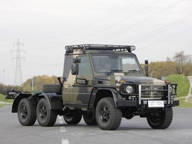 Ver foto 2 de Mercedes Clase G 6x6 Military W461 2012
