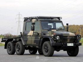 Fotos de Mercedes Clase G 6×6 Military W461 2012
