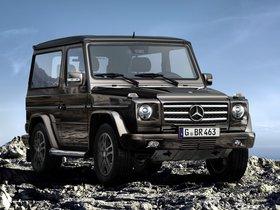 Fotos de Mercedes Clase G G350 BlueTEC Special Final Edition 2011