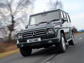 Ver foto 13 de Mercedes Clase G G350 BlueTEC W463 UK 2011