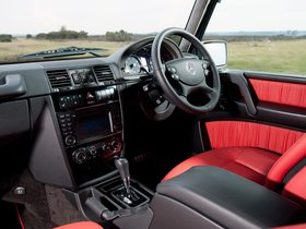 Ver foto 23 de Mercedes Clase G G350 BlueTEC W463 UK 2011
