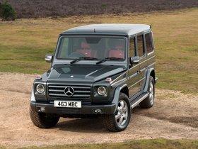 Ver foto 3 de Mercedes Clase G G350 BlueTEC W463 UK 2011