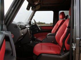 Ver foto 22 de Mercedes Clase G G350 BlueTEC W463 UK 2011