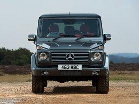 Ver foto 18 de Mercedes Clase G G350 BlueTEC W463 UK 2011