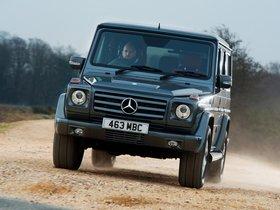Ver foto 17 de Mercedes Clase G G350 BlueTEC W463 UK 2011