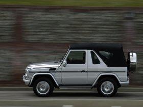Ver foto 12 de Mercedes Clase G Cabrio G400 CDI W463 2000