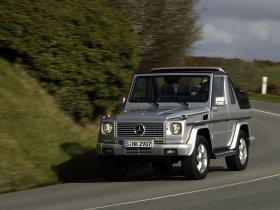 Fotos de Mercedes Clase G Cabrio G400 CDI W463 2000