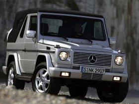 Ver foto 10 de Mercedes Clase G Cabrio G400 CDI W463 2000