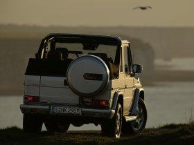 Ver foto 6 de Mercedes Clase G Cabrio G400 CDI W463 2000