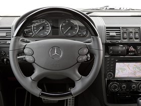Ver foto 8 de Mercedes Clase G G500 Edition Select Monumental Off Roader 2011