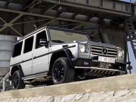 Ver foto 7 de Mercedes Clase G G500 Edition Select Monumental Off Roader 2011
