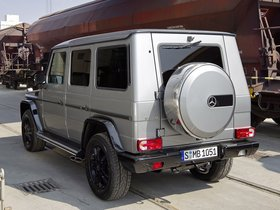 Ver foto 6 de Mercedes Clase G G500 Edition Select Monumental Off Roader 2011