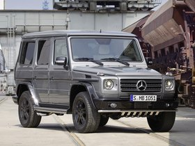 Ver foto 3 de Mercedes Clase G G500 Edition Select Monumental Off Roader 2011