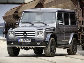 Ver foto 2 de Mercedes Clase G G500 Edition Select Monumental Off Roader 2011