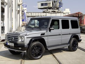 Ver foto 1 de Mercedes Clase G G500 Edition Select Monumental Off Roader 2011