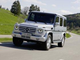 Ver foto 3 de Mercedes Clase G G500 Facelift 2008