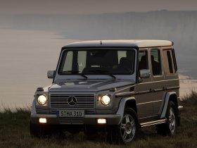 Ver foto 7 de Mercedes Clase G G55 L AMG 2001