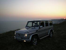 Fotos de Mercedes Clase G G55 L AMG 2001