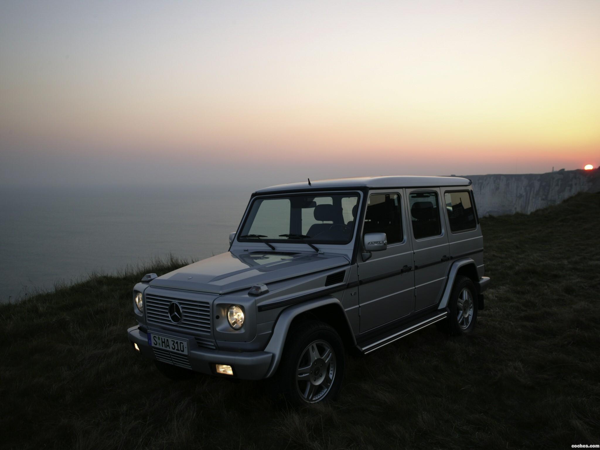Foto 0 de Mercedes Clase G G55 L AMG 2001
