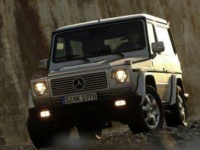 Fotos de Mercedes Clase G Short 2001