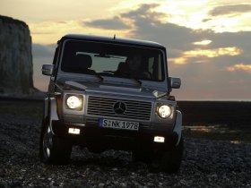 Ver foto 7 de Mercedes Clase G Short 2001