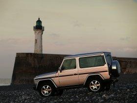 Ver foto 6 de Mercedes Clase G Short 2001