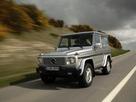 Ver foto 5 de Mercedes Clase G Short 2001