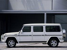 Ver foto 2 de Mercedes Clase G XXL AMG W463 2004