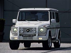 Fotos de Mercedes Clase G XXL AMG W463 2004