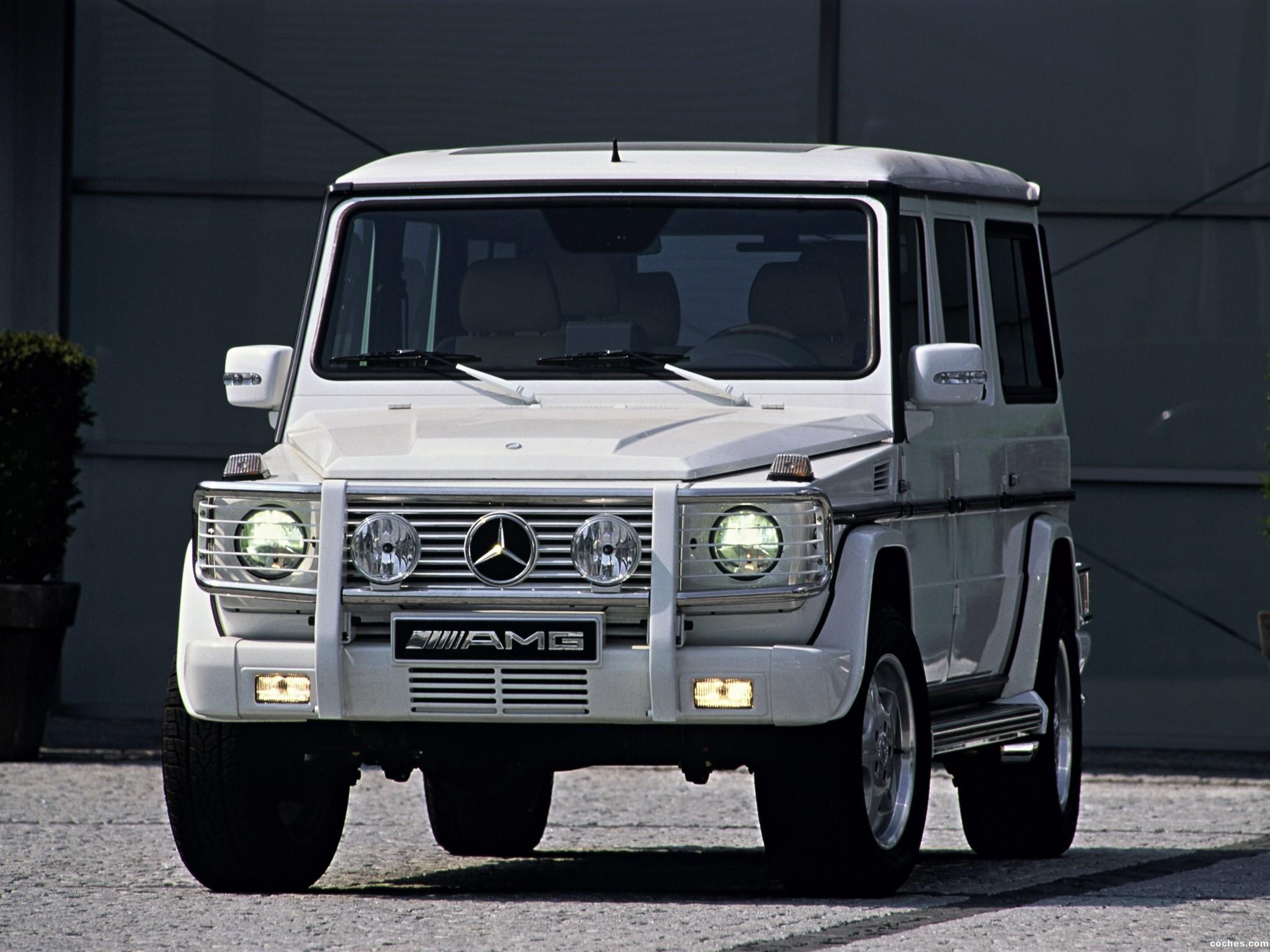 Foto 0 de Mercedes Clase G XXL AMG W463 2004