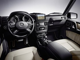 Ver foto 17 de Mercedes Clase G G350 BlueTec W463 2012