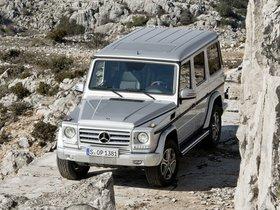Ver foto 7 de Mercedes Clase G G350 BlueTec W463 2012