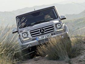 Ver foto 5 de Mercedes Clase G G350 BlueTec W463 2012