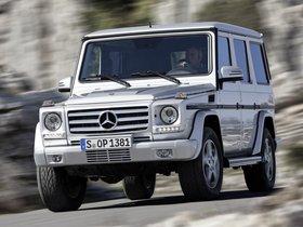 Ver foto 4 de Mercedes Clase G G350 BlueTec W463 2012