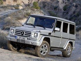 Ver foto 2 de Mercedes Clase G G350 BlueTec W463 2012