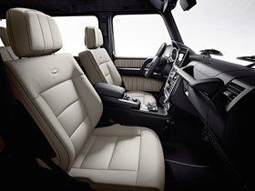 Ver foto 16 de Mercedes Clase G G350 BlueTec W463 2012