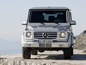 Ver foto 15 de Mercedes Clase G G350 BlueTec W463 2012