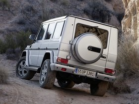 Ver foto 14 de Mercedes Clase G G350 BlueTec W463 2012