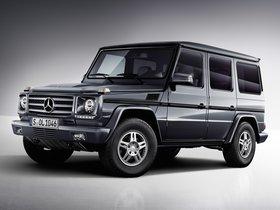 Ver foto 12 de Mercedes Clase G G350 BlueTec W463 2012